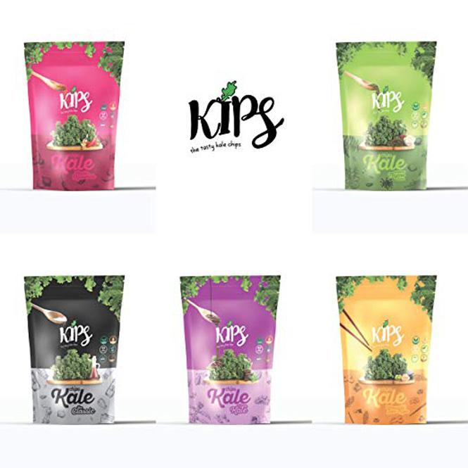 Kips Kale Chips